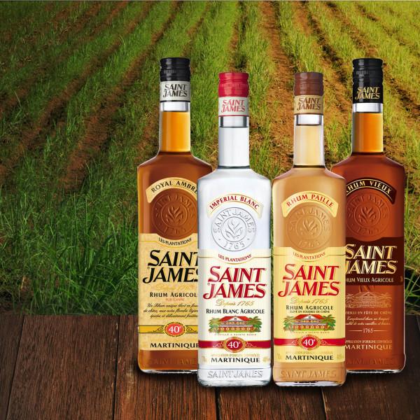 Saint-James-Rhum-Agricole